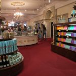 Shopping in London for Foodies; Fortnum & Mason.