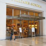 De compras en Nueva York. Williams-Sonoma.