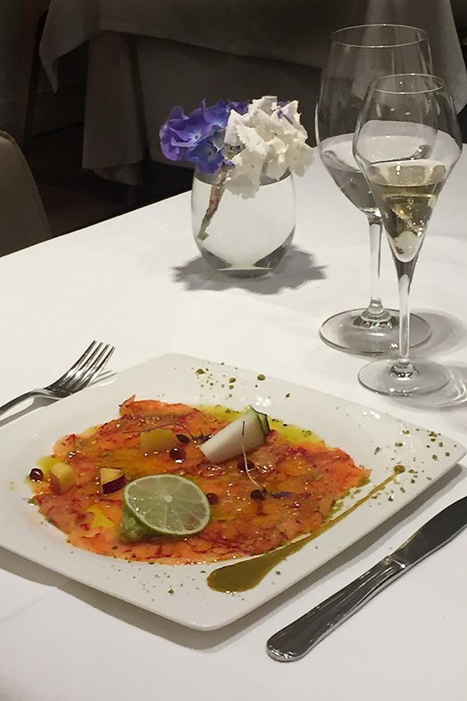 plato famoso restaurante Rekondo