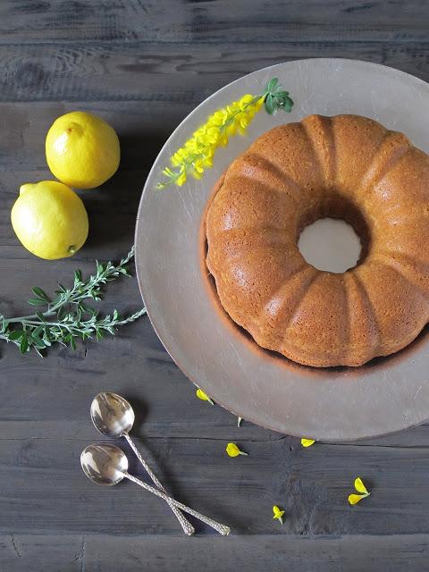 El Bundt cake perfecto. Receta.