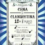 Cena Clandestina y Shoowcooking con Nestlé. Primera parte.