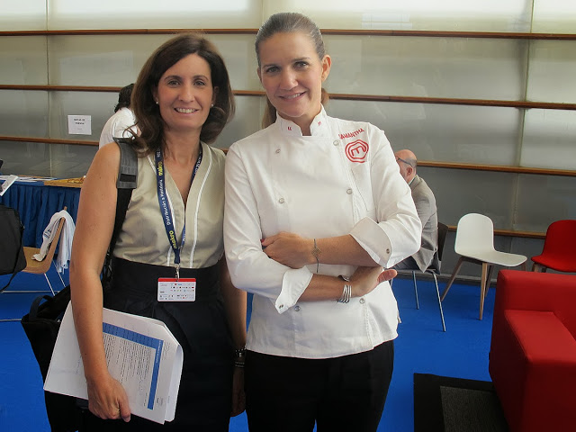 Top Chef y Master Chef presentes en Gastronomika 2013.