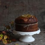 Honey cake de Martha Stewart. Receta.