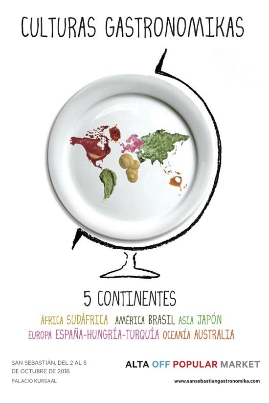 Así será San Sebastián Gastronomika 2016.