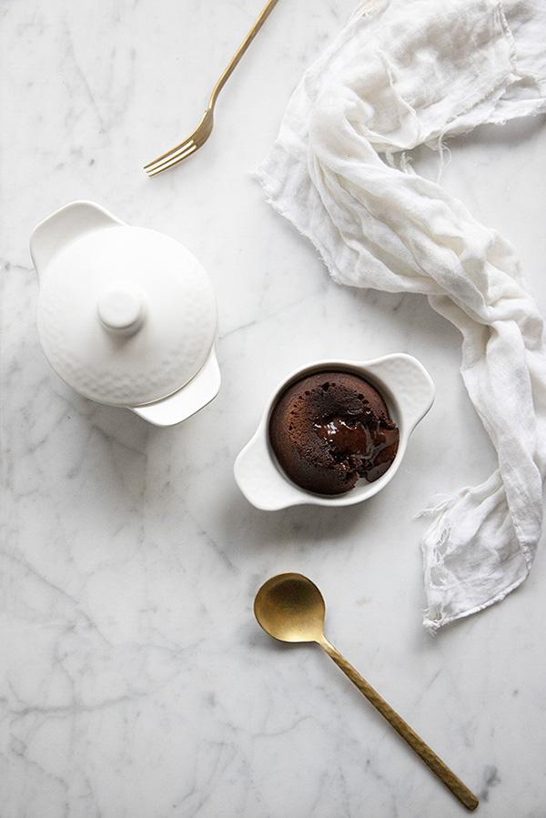 Coulant de chocolate. Esta es la receta perfecta.